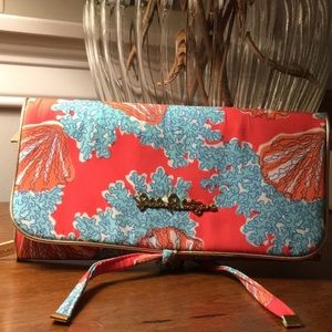 New Lilly Pulitzer clutch